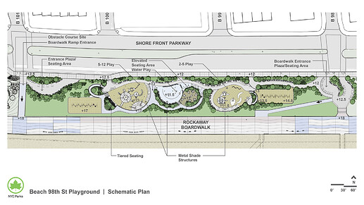 Shore Front Parkway Beach 98th Playground Construction Schematic_20190207_Q