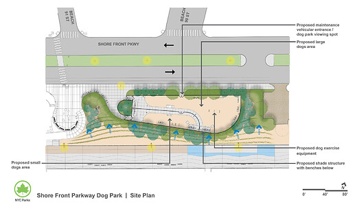 Shore Front Parkway Dog Run Construction Schematic_20190207_Q